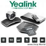 VoIPDistri.com Unveils Yealink Video Conferencing System VC120 Point-to-Point and VC400 Multipoint Control Unit (MCU)